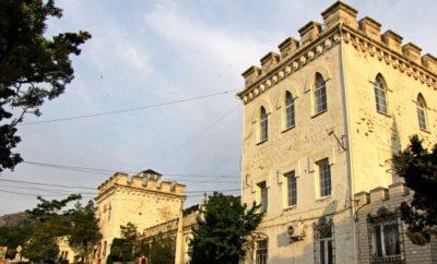 Дворец Голицына Новый Свет