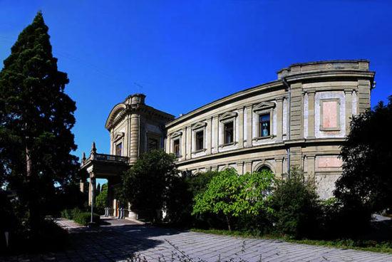 Дворец Мордвинова в Ялте