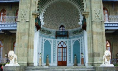 Воронцовский дворец в Алупке, Ялта