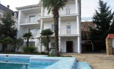 039. Снять дом с бассейном в Ливадии, Ялта