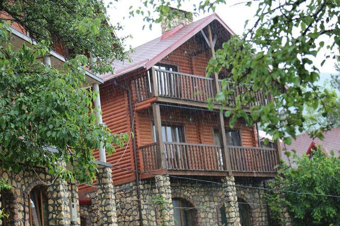 Дом в лесу Бахчисарай +7-978-740-87-75