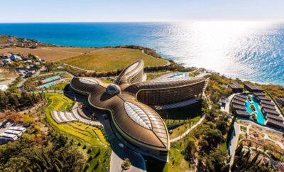 Отель Mriya Resort & Spa в Крыму