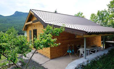 080. Дом в горах, лесу Многоречье, Бахчисарай, Крым