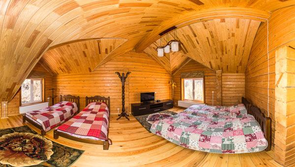 Отдых в лесу горах в Многоречье, Бахчисарай, Крым