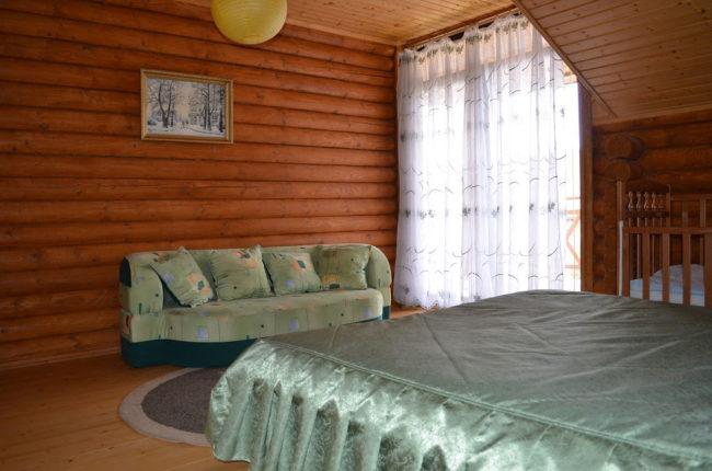 Снять дом в лесу-горах Высокое, Бахчисарай, Крым
