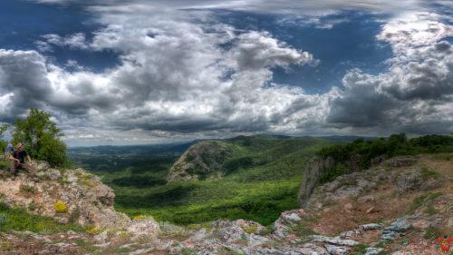 В горном лесу коттеджи в с. Поляна, Бахчисарай, Крым