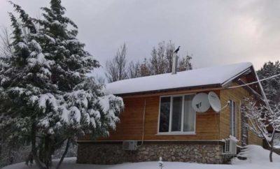 080. Коттедж 1 комн. в горах, лесу Многоречье, Бахчисарай, Крым
