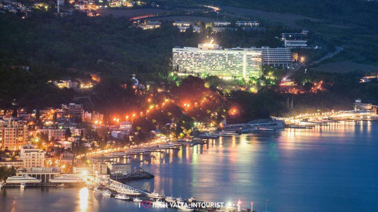 Ялта интурист отель в Крыму 8-978-922-55-31