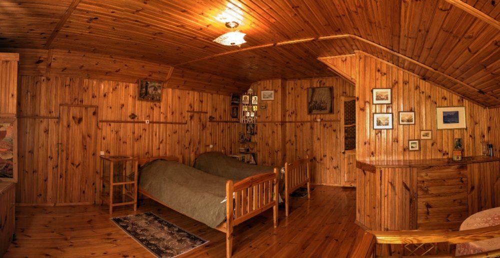 0130 Снять дом в лесу-горах Бахчисарай, Крым Счастливое