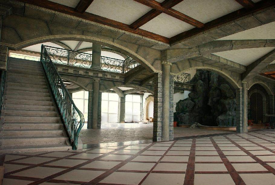 Дом в горах Орлиное Байдары Севастополь ID-0142