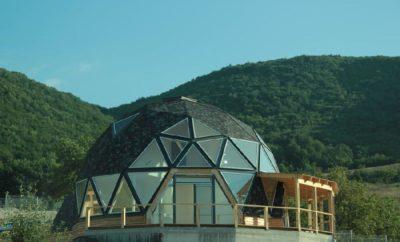 0144 Снять дом в горах, лесу у озера в Высоком, Бахчисарай. Крым